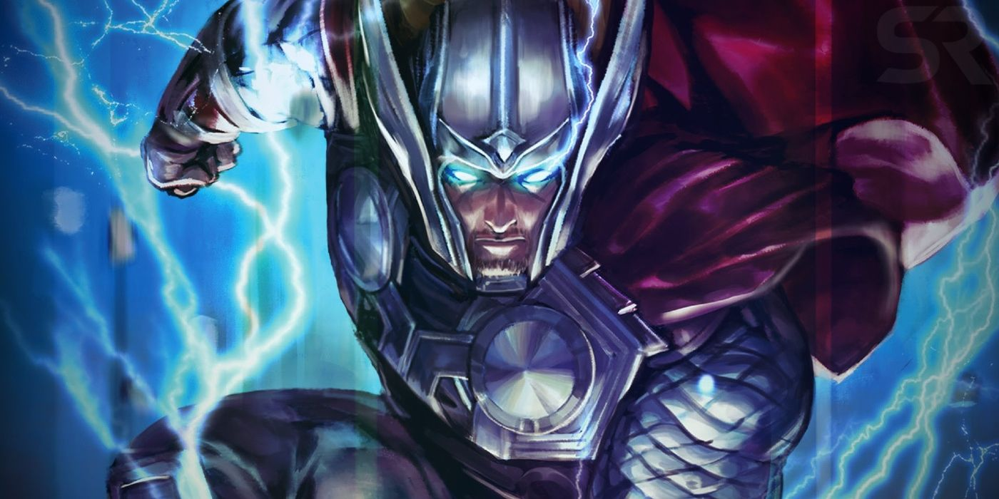 Marvel's New THOR Might Seriously Be [SPOILER] | Screen Rant
