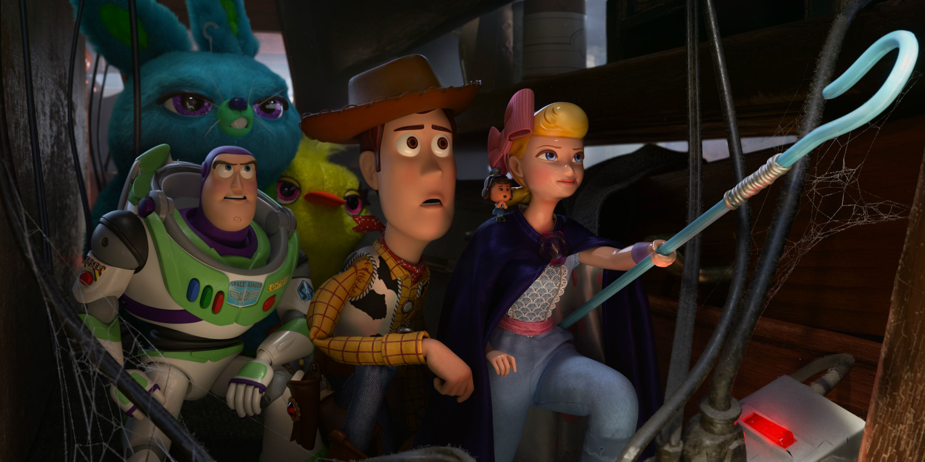 everything we learned about the making of toy story 4