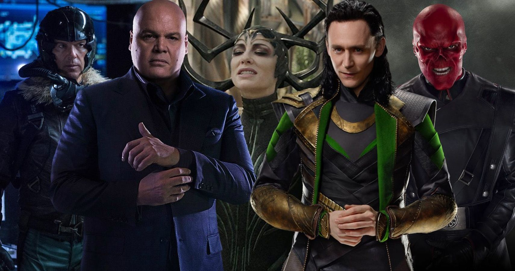 Avengers: 18 Villains Rumored To Appear After Endgame (And 7 Who Are Confirmed)