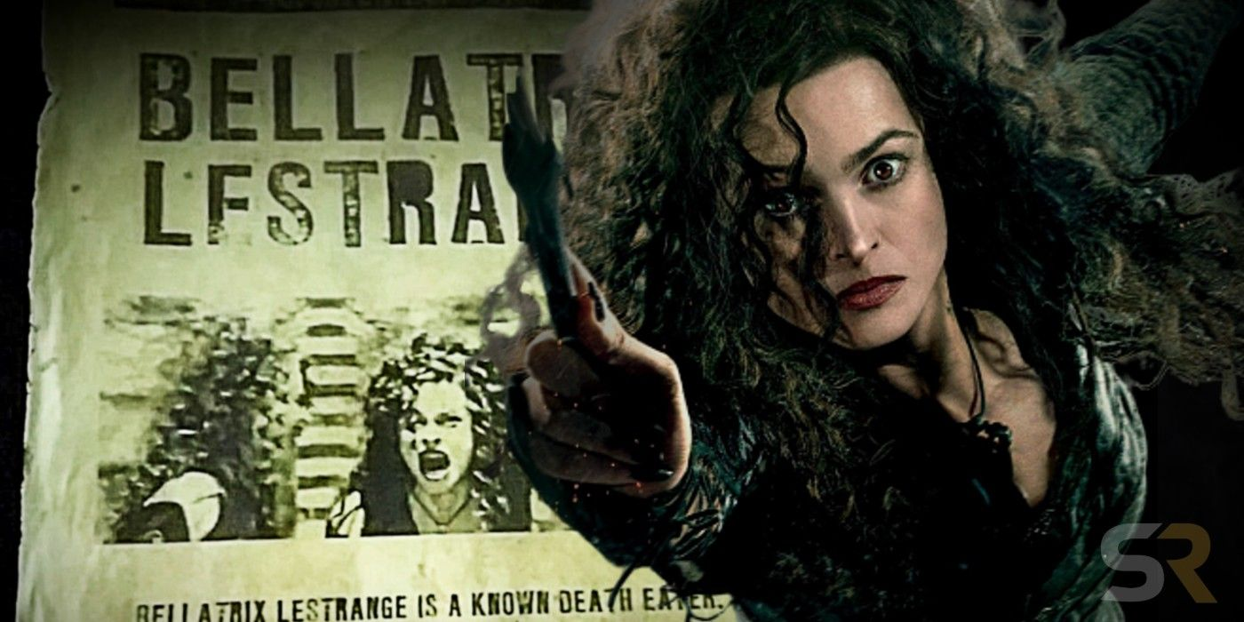 Harry Potter How Bellatrix Lestrange Is Different In The Books