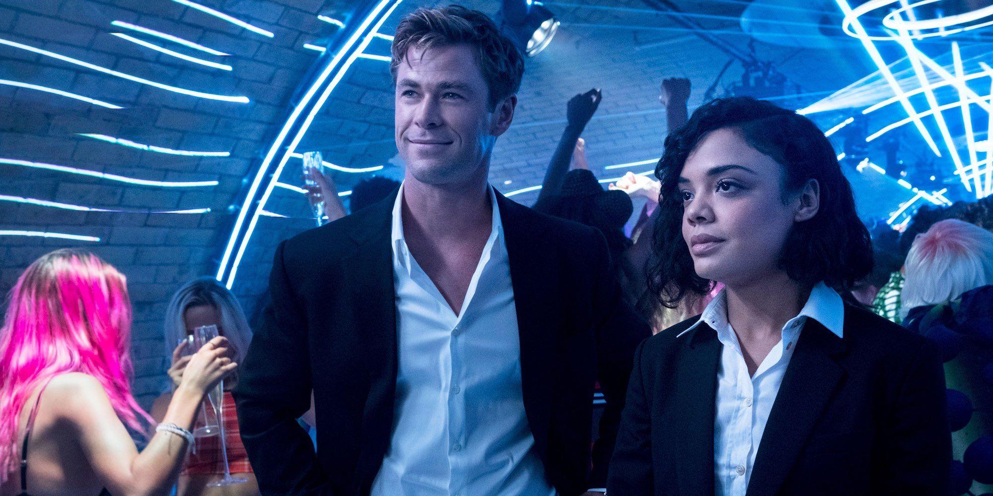 Men In Black International Gets Franchise Low Rotten Tomatoes Score