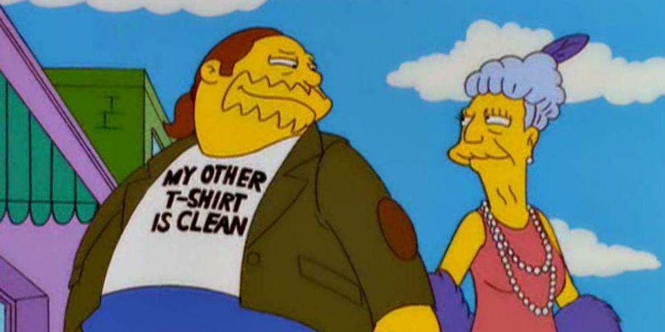 Os Simpsons: 10 coisas que você não sabia sobre o Cara Dos Quadrinhos 8