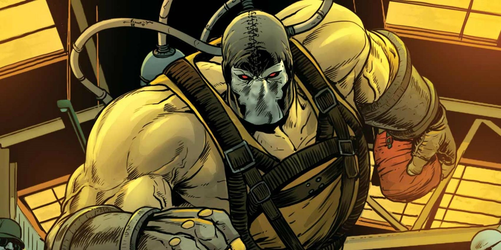 Dave Bautista Would Love to Play Bane in the DCEU