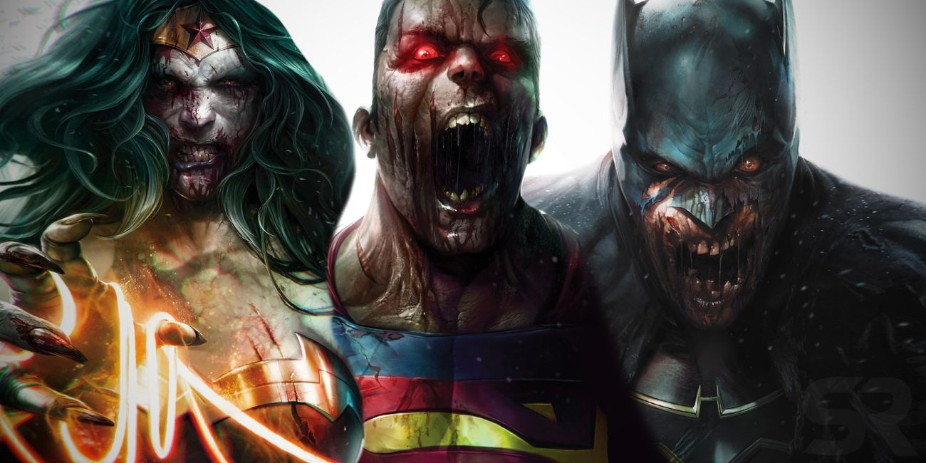 DC Beats Marvel By Killing Off The Justice League | ScreenRant