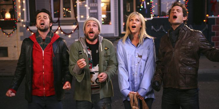 Always Sunny Christmas.It S Always Sunny In Philadelphia Every Season Finale Ranked