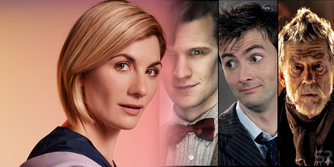 Doctor Who: Just How Old Is The Doctor Now? | ScreenRant
