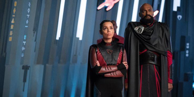 Krypton Season 2 Premiere Review | ScreenRant