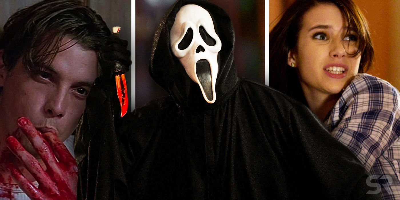 Scream Killer Identity: All 12 Characters Who Played Ghostface
