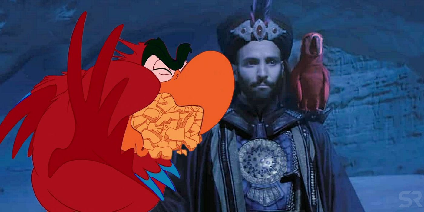 Why Aladdin S New Iago Was So Disappointing Screen Rant