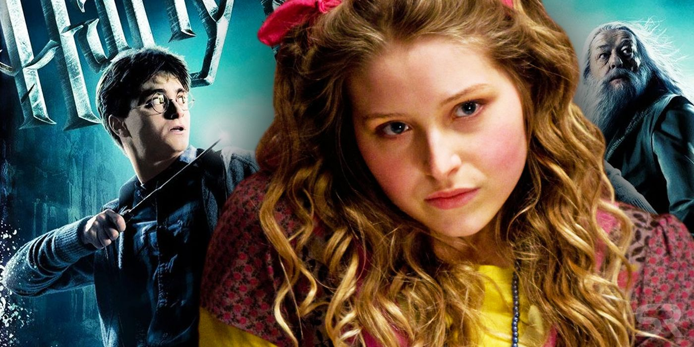 Harry Potter: Why Lavender Brown Was Recast | Screen Rant
