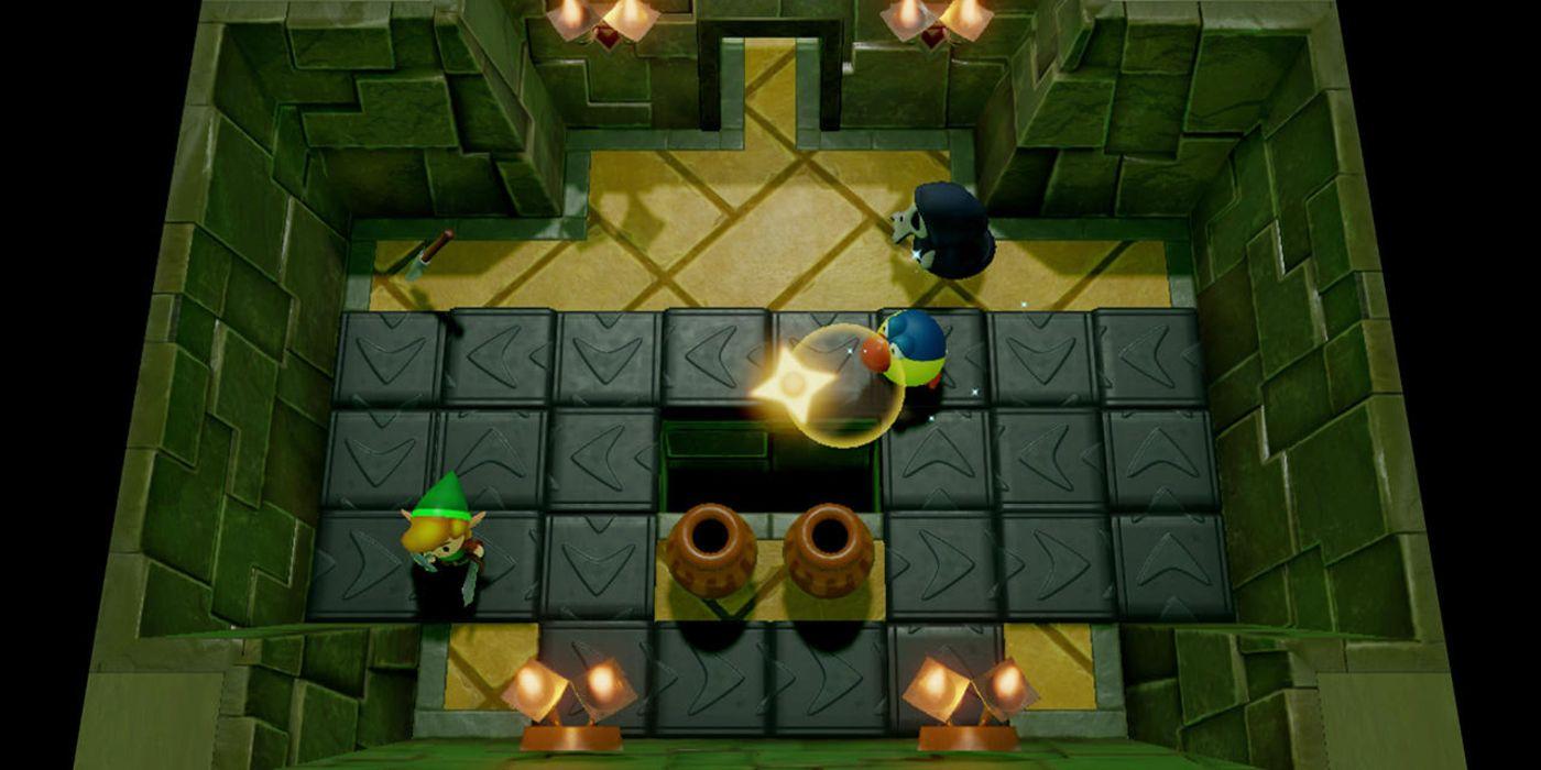 Link S Awakening Remake Could Spawn Zelda Maker Screen Rant
