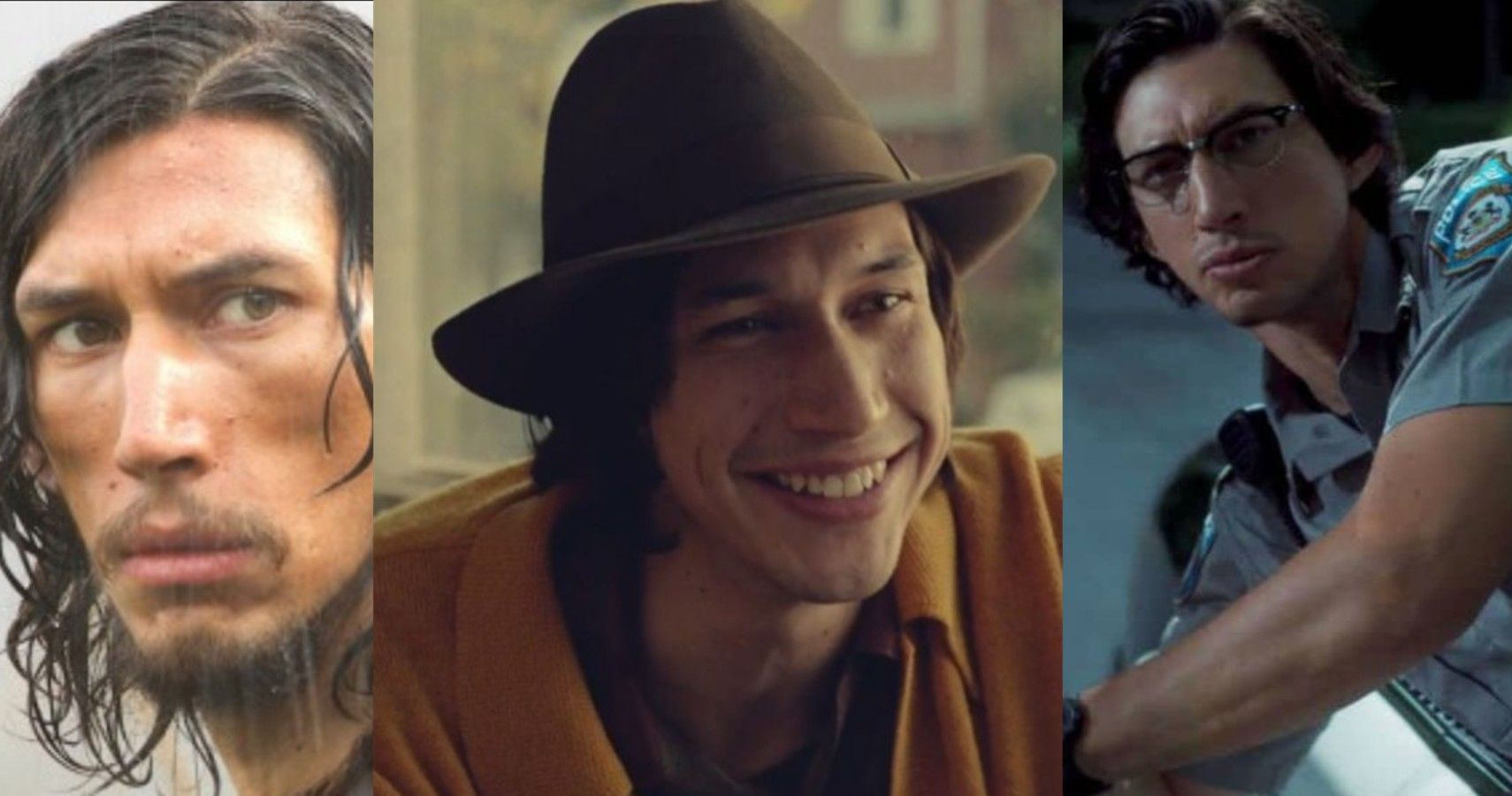 MBTI® Of Adam Driver Characters | ScreenRant
