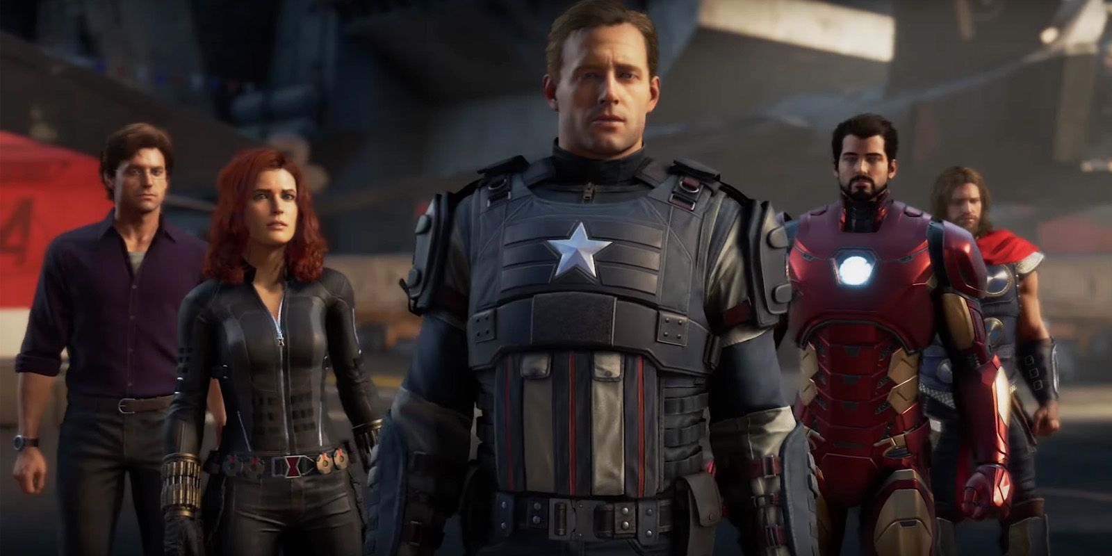 Avengers Game images