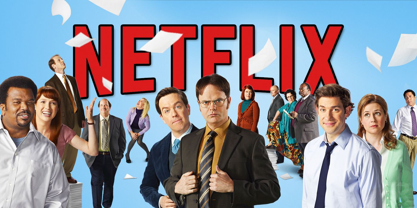'The Office' is leaving Netflix in 2021 - today.com