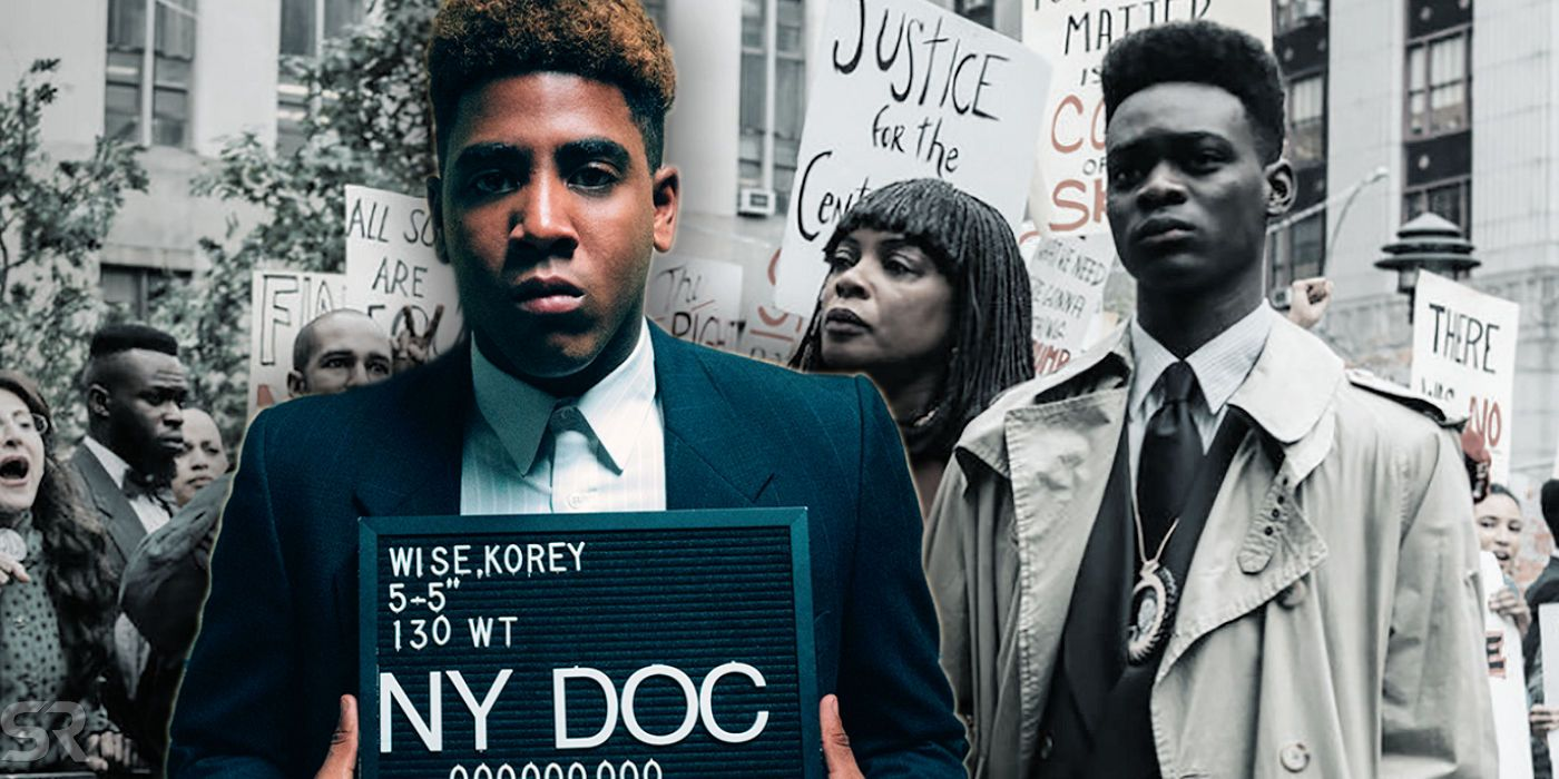 When They See Us: The True Story Of The Central Park Five