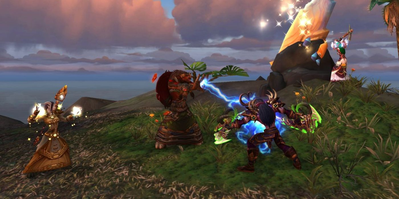 World of Warcraft Max Level Cap Might Be Shrinking Down