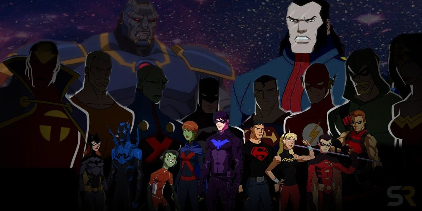Young Justice: Outsiders Recap - Everything That Happened ...