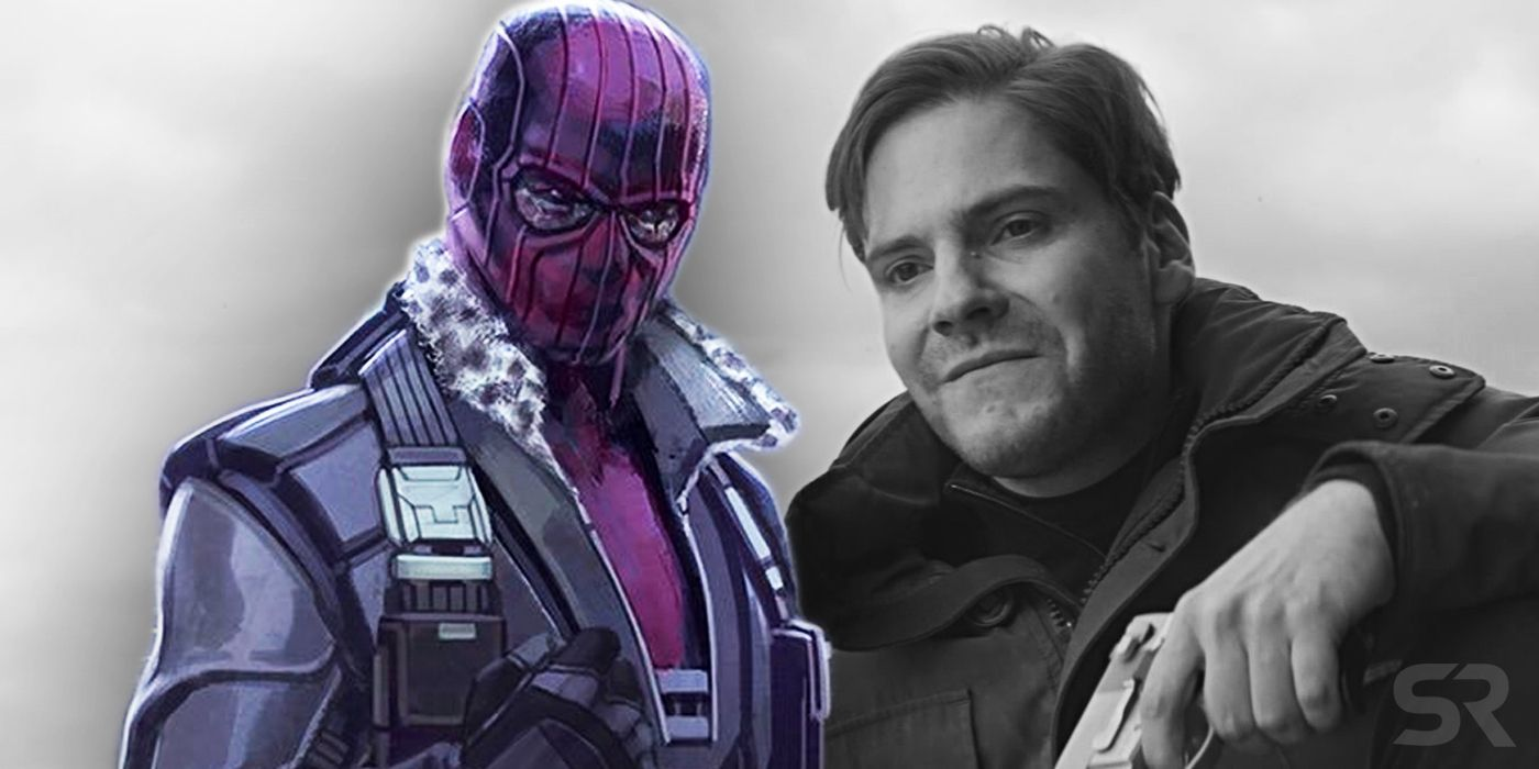 What MCU Zemo's Mask Looks Like In The Falcon & Winter