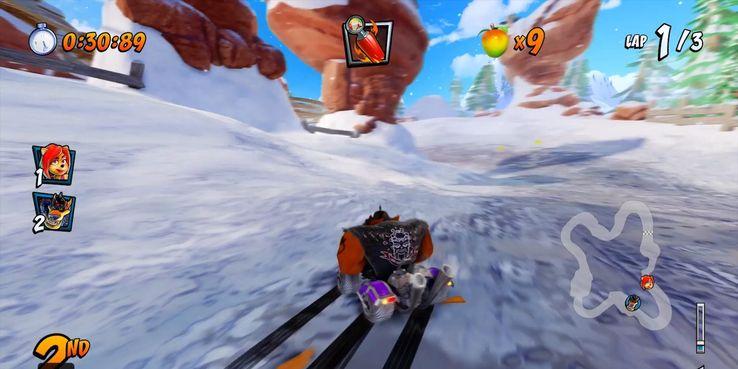 Blizzard Shortcut