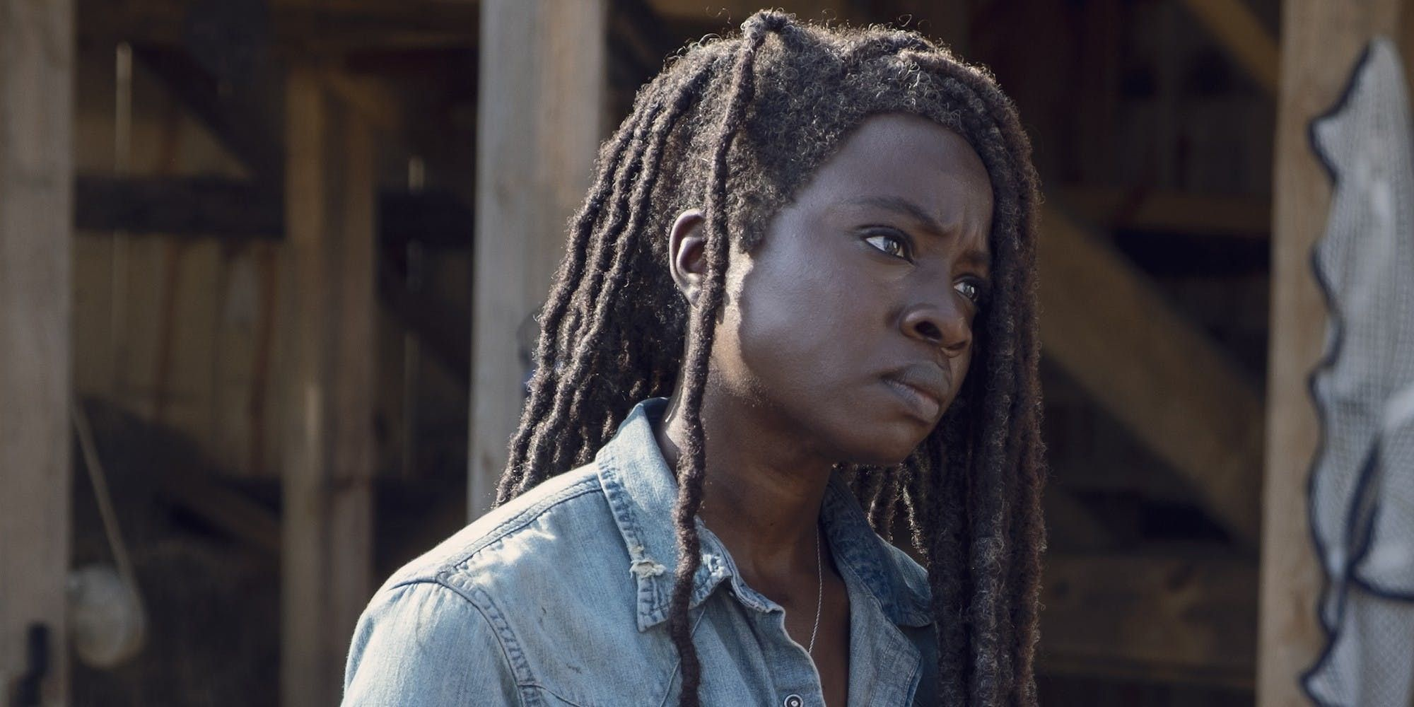 Walking Dead Season 10: Michonne Battles Zombies In Fiery First Image