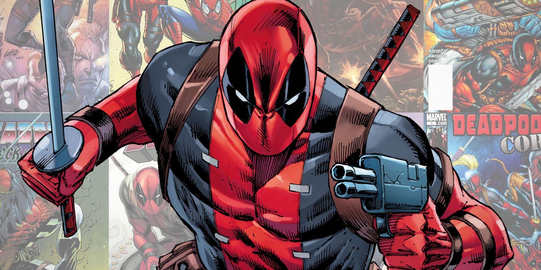 Deadpool Comics - Reboot