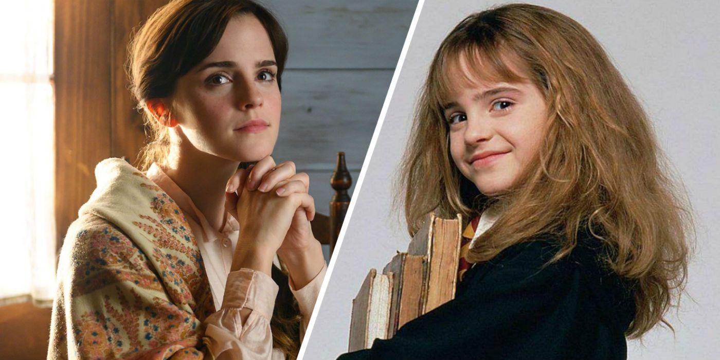 Emma Watson roles