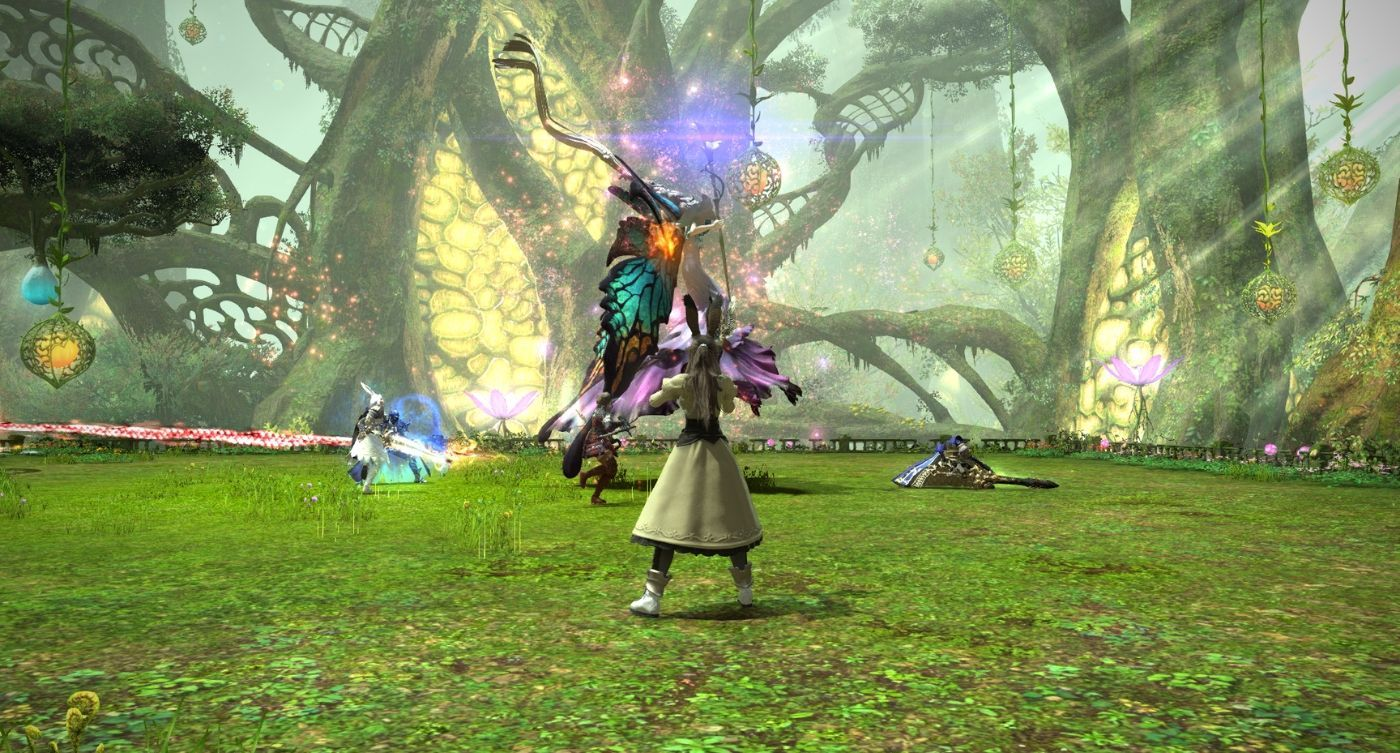 TV and Movie News FFXIV Titania EX Guide: How to Beat The