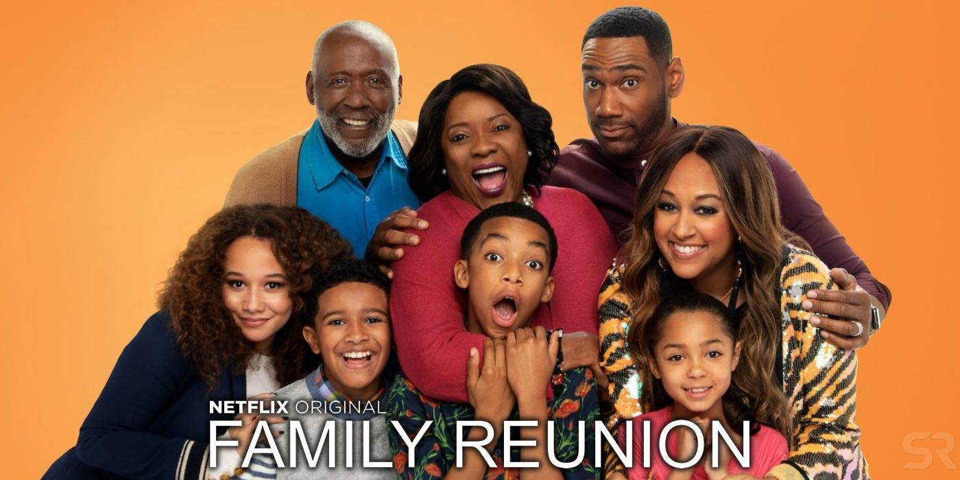 Netflix's Family Reunion Cast & Character Guide | ScreenRant