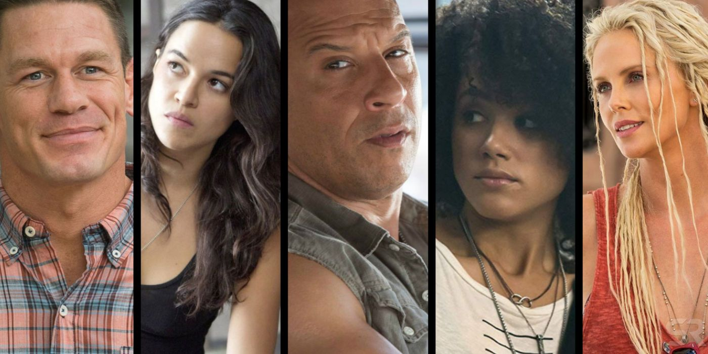 Fast & Furious 9: Every Confirmed Cast Member (So Far)
