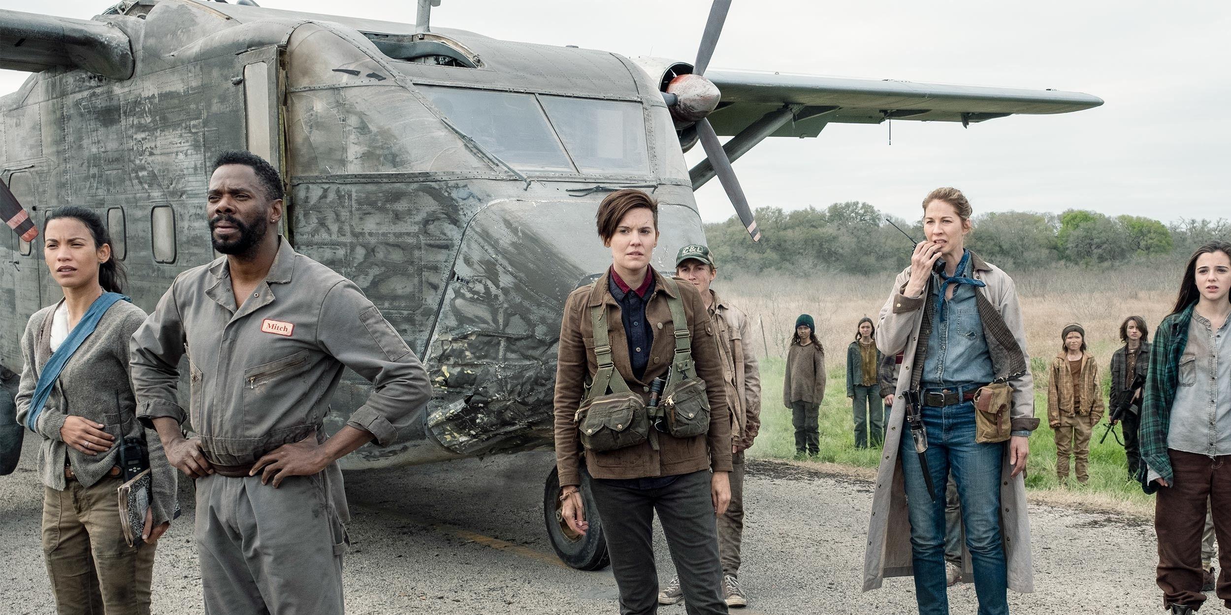 zijn een van de Walking Dead cast dating Bisexueel dating app Verenigd Koninkrijk
