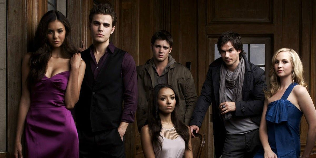 Bs.To Vampire Diaries 5