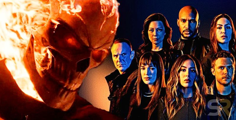 Agents Of SHIELD Is Setting Up Ghost Rider's Return