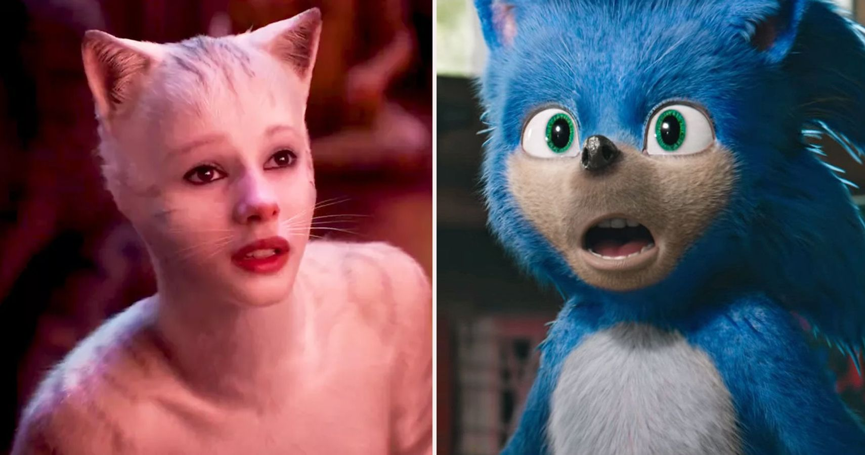 The Internet\u0027s Best Reactions To The Cats Movie TrailerThe