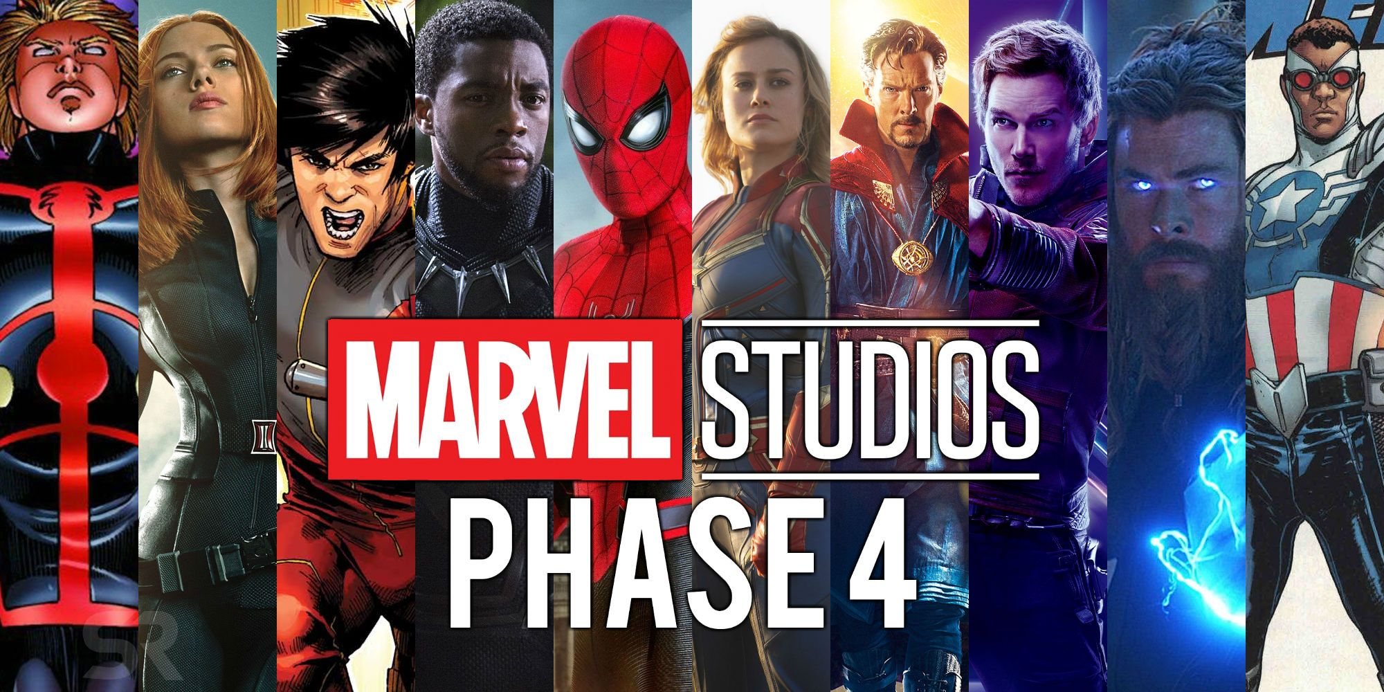 Kevin Feige Says The Multiverse Is Key To The Mcu S Future