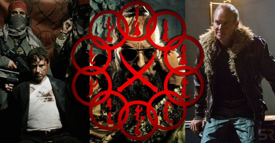 Everything In The MCU That The Ten Rings Are Responsible For