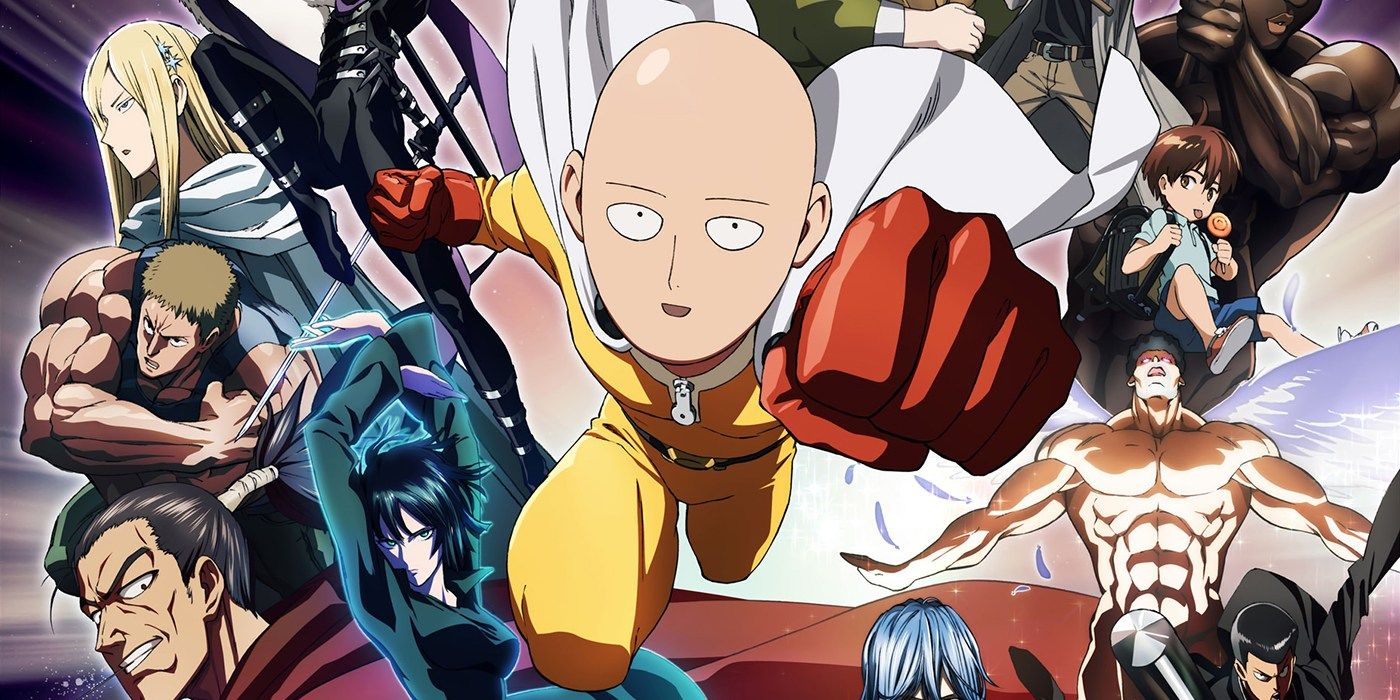 TV and Movie News One Punch Man: S-Class Heroes & Powers Guide