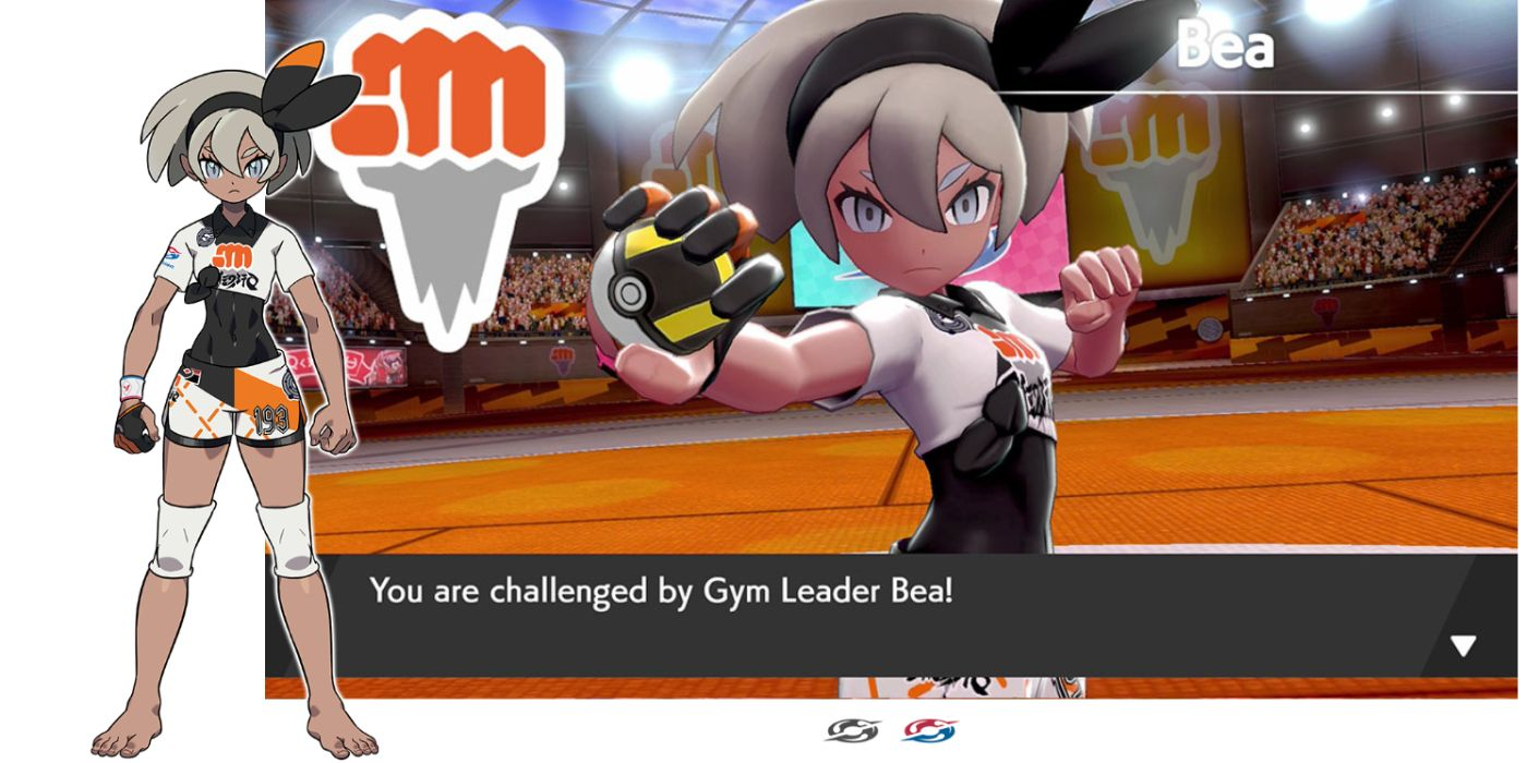 Pokemon Sword Shield Versions Will Have Exclusive Gym Leaders