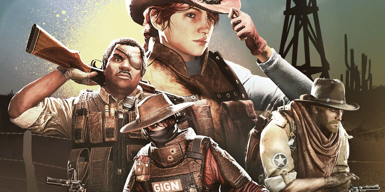 Rainbow Six Siege Drops Surprise Old West Themed 3v3 Mode
