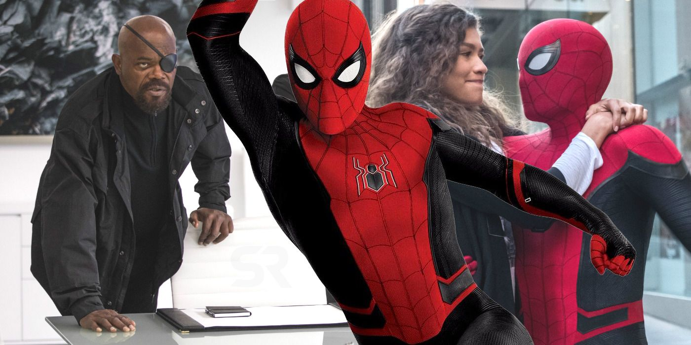 Google drive spider man far from home