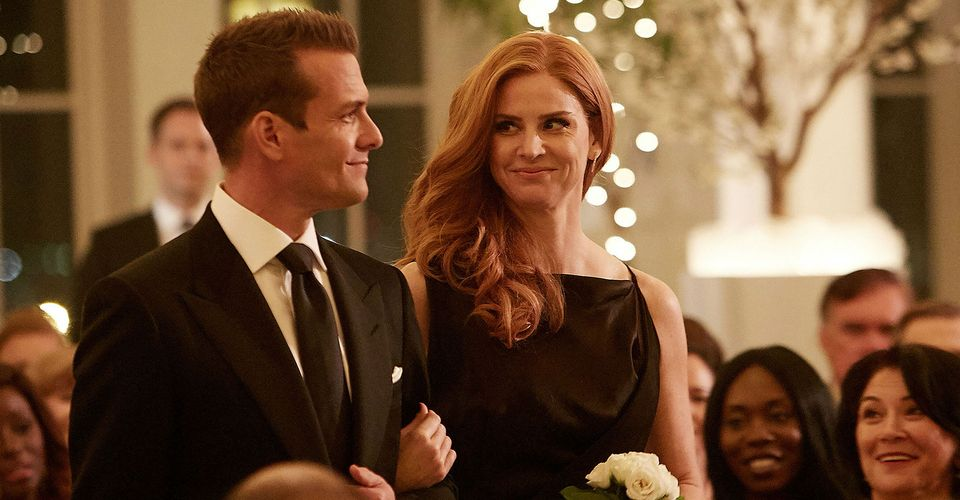 suits season 9 don t expect a harvey donna wedding suits season 9 don t expect a harvey