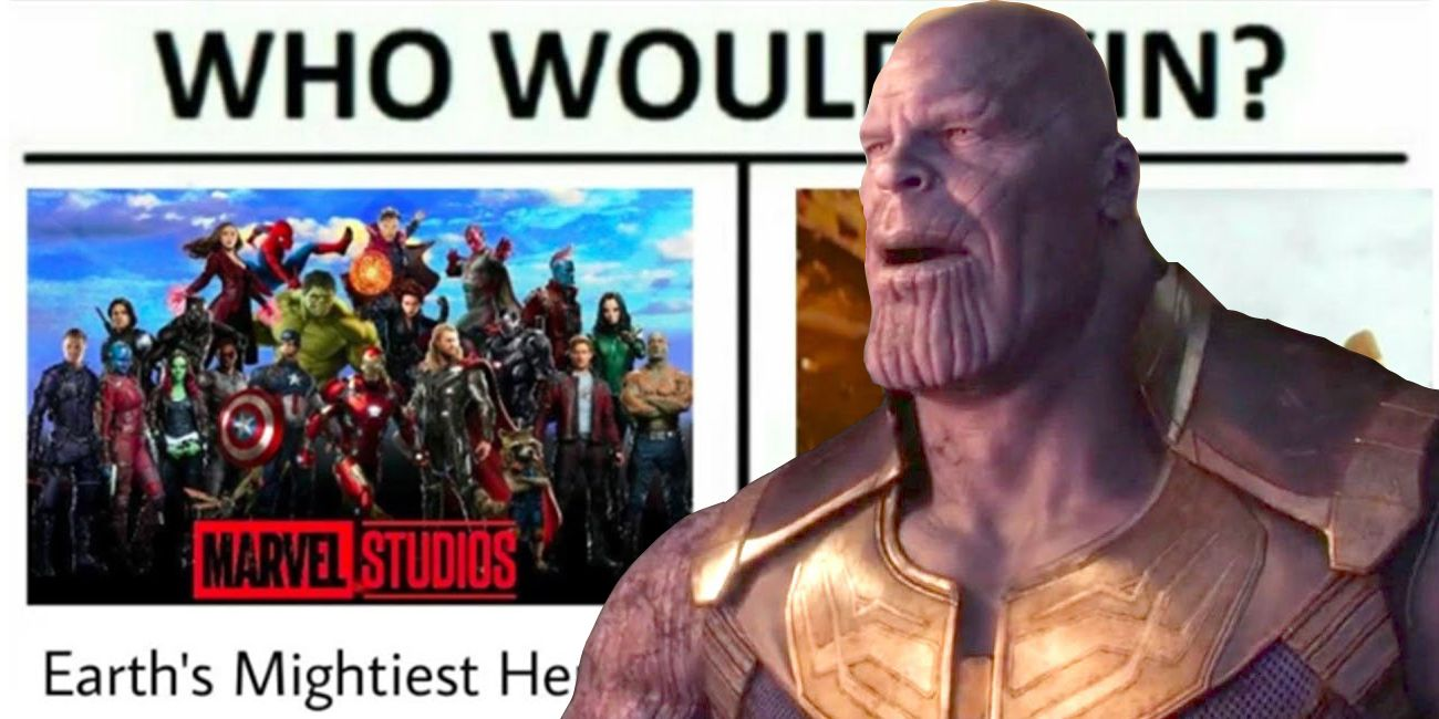 10 Hilarious Thanos Memes Only Titans Would Love Screenrant