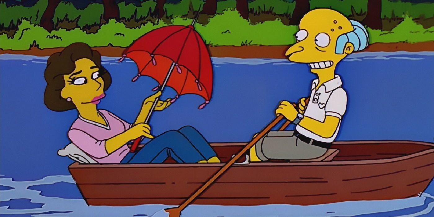 Os Simpsons: 10 detalhes que você perdeu sobre o Sr. Burns 10