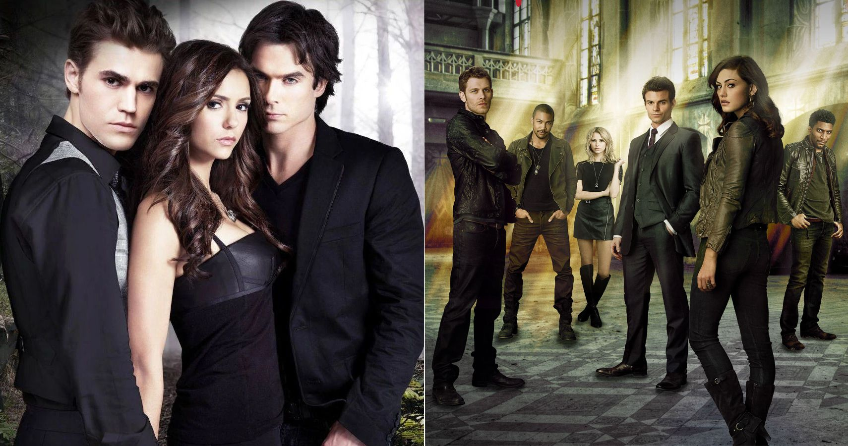 The Vampire Diaries & The Originals: The 10 Most Epic Romances