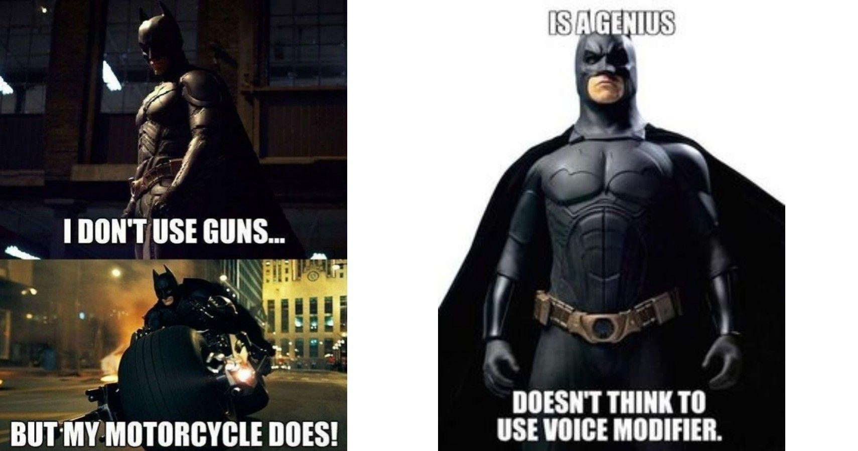 10 Hilarious Batman Logic Memes Only True Dc Fans Will Understand