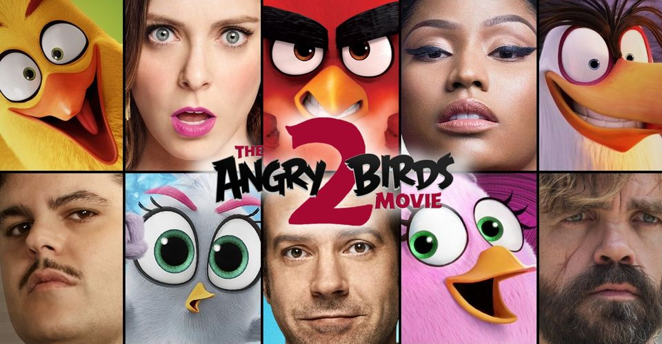 Angry Birds Movie 2 Voice Cast Cameo Guide Screen Rant