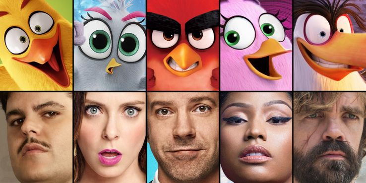 Angry Birds Movie 2 Voice Cast & Cameo Guide | Screen Rant