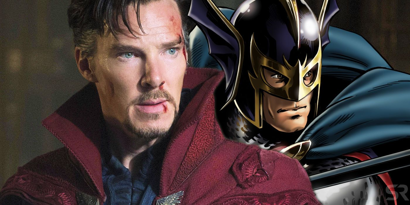 Doctor Strange 2: Why Black Knight Should Be In Multiverse