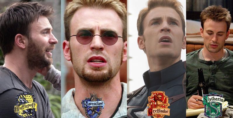 https://static0.srcdn.com/wordpress/wp-content/uploads/2019/08/Chris-Evans-Characters-Sorted-Into-Hogwarts-Houses.jpg?q=50&fit=crop&w=798&h=407&dpr=1.