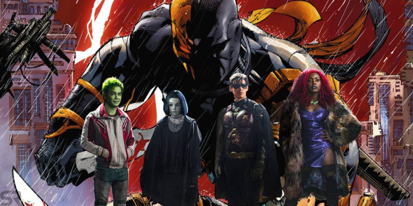 8ca310c1 Titans Season 2 Trailer Introduces Bruce Wayne & Deathstroke