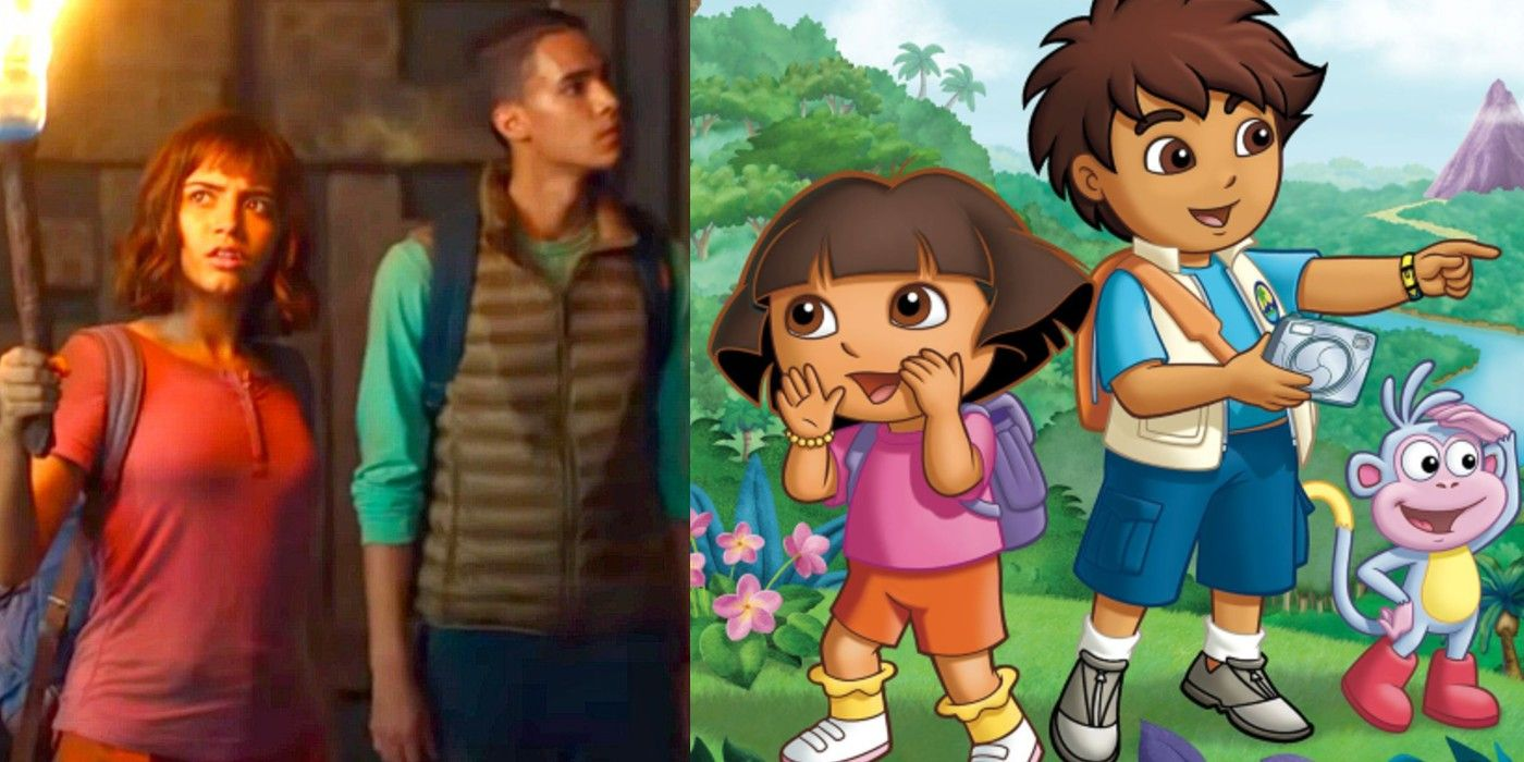 10 Hidden Details You Missed In Dora And The Lost City Of ...